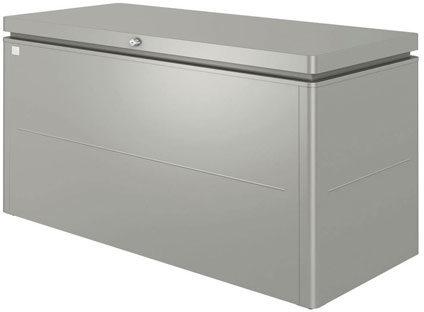 Afbeelding van Biohort tuinkussen opbergbox Lounge 160 kwartsgrijs 850L 160x70x83,5cm (BxDxH)