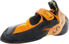 La Sportiva - Python - Klimschoenen maat 43,5 zwart/oranje