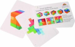 Grimm's Booklet for Creative Puzzle Square