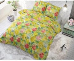 Sleeptime Fresh Fruits - Dekbedovertrekset - Lits-Jumeaux - 240x200/220 + 2 kussenslopen 60x70 - Multi