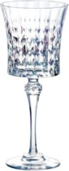 Transparante Eclat Lady Diamond Wijnglas - 19 cl - Set-6