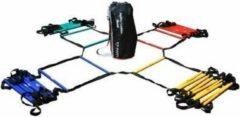 New Techniek Beweging Ladder - Quad - Professioneel met mooie tas Top Kwaliteit