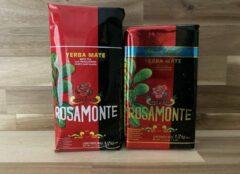 Yerba Mate thee: Rosamonte 500 gram & Rosamonte Especial gram