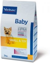 HPM Veterinary Veterinary HPM - Baby Small & Toy Dog - 3 kg