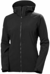 Helly Hansen W Paramount Softshell Hooded Jacket dames softshell