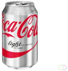 Coca-Cola Frisdrank Coca Cola Light blikje 0.33l