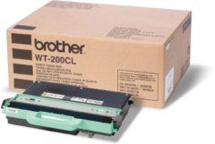 Zwarte Brother WT200CL / WT-200CL Tonerafval - waste box (Origineel) voor gebruik in HL-3040cn - HL-3070cw - HL-3170cdw - DCP-9010cn - MFC-9120CN - MFC-9320CW