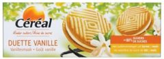 Cereal Céréal Duette Vanille Suikervrij (150g)
