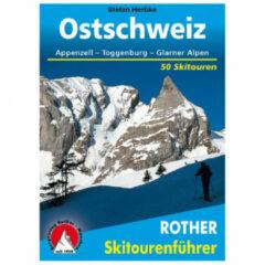Bergverlag Rother - Ostschweiz - Skitourgidsen 3. aktualisierte Auflage 2019