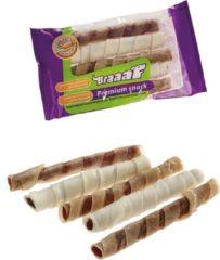 Braaaf snack twister roll - 1 ST à 5 ST
