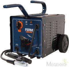 Ferm Elektrisch lasapparaat WEM1035 Lasstroom (230/400 V) 55 - 140/55 - 160 A Diameter elektrode 2 - 4 mm