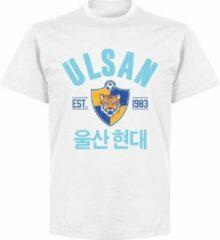 Retake Ulsan FC Established T-shirt - Wit - XXL