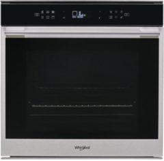 Roestvrijstalen Whirlpool W7OM44S1H inbouw oven