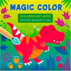 Deltas Dino Magic Color schilderen met water / Dino Peinture magique à l'eau