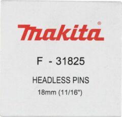 Makita F-31825 Pin 18mm 0,6mm