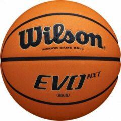 Wilson EVO NXT FIBA Game Ball - Oranje - maat 7