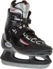 Zwarte Viking IJshockeyschaats - Maat 42 - Unisex - Zwart