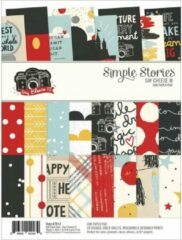 "Simple Stories: Say cheese III Paper Pad 6""X8"" (SAY37914)"