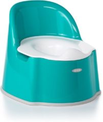 Lichtblauwe Oxo Tot Potty Chair Teal