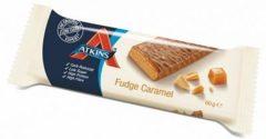 Atkins Fudge Caramel Reep Voordeelverpakking (32st)