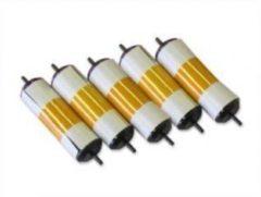 Transparante Card Vision Huismerk M9005-772 Magicard Adhesive Cleaning Rollers / Schoonmaakrollen