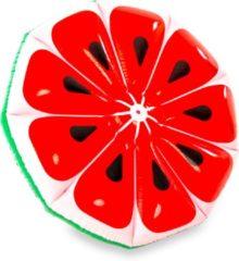 Rode Didak Pool Opblaasbare Luxe Watermeloen - Opblaasfiguur
