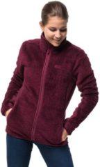 Jack Wolfskin Fleecejacke Frauen Pine Leaf Jacket Women S violett