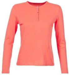 Oranje T-Shirt Lange Mouw BOTD EBISCOL