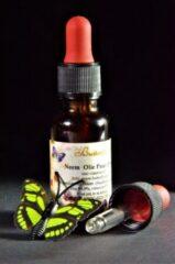 Butterfly Oil Neemolie Puur 20ml Pipetfles - Koudgeperste en Onbewerkte Neem Olie voor Huid, Planten en Dieren
