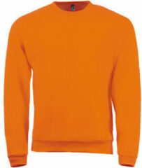 Oranje Sweater Sols SPIDER CITY MEN