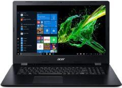 "Acer Aspire 3 A317-51K-30NK Zwart Notebook 43,9 cm (17.3"") 1600 x 900 Pixels Zevende generatie Intel? Core? i3 i3-7020U 4 GB DDR"