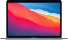 Grijze Apple MacBook Air (November, 2020) MGN73N/A - 13.3 inch - Apple M1 - 512 GB - Spacegrey