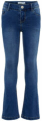 NAME IT Stretchy Bootcut Jeans Dames Blauw