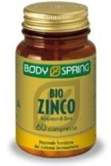Body Spring Bio Zinco Integratore Difese Immunitarie 60 Compresse