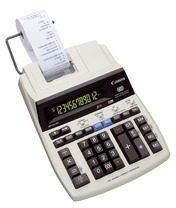 Bureaurekenmachine met printer Canon MP120-MG-es II Wit Aantal displayposities: 12 werkt op het lichtnet