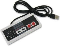 Dolphix NES style USB controller voor PC/Notebook - 1,35 meter