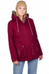 Paarse Coal Thora Jacket rood