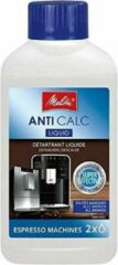 Melitta anti calc liquid ontkalker - 250ml - ontkalkingsmiddel espresso machine koffiezetapparaten