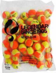 Gele Q1905-Quick Q-Tennisbal ST2 60pcs/bag Yellow-Orange
