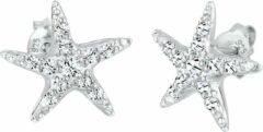 Elli Oorbellen 925 Sterling Zilver Zeester Swarovski® Kristal