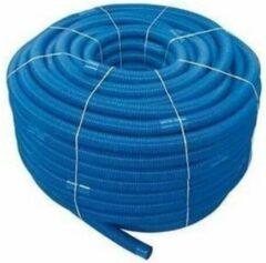 PoolPlaza Flexibele zwembadslang blauw 38 mm - zwembad flexibele slang