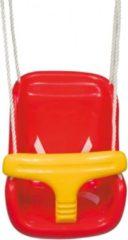 Rode Hörby Bruk babyschommelzitje rood
