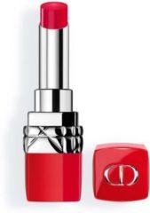 DIOR Ultra Rouge Ultragepigmenteerde Lipstick - Ultralanghoudend 12u - Hydraterend