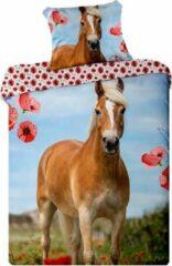 Rode Penny Paarden Dekbedovertrek Guusje