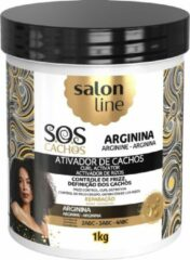 Salon-Line : SoS Curls - Arginina Curl Activator 1kg - (Krullen crème)
