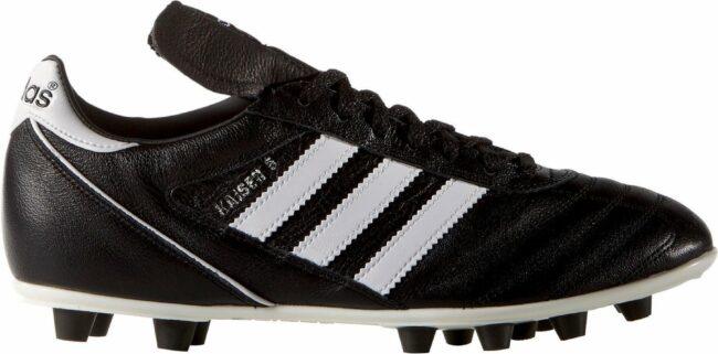 Afbeelding van Adidas Kaiser 5 Liga - Voetbalschoenen - Mannen - Maat 47 1/3 - Zwart
