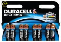 AA batterij (penlite) Duracell Ultra LR06 Alkaline (Alkali-mangaan) 1.5 V 8 stuks