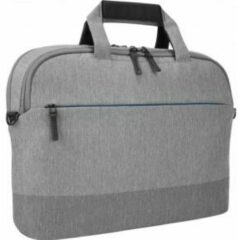 BakkerElkhuizen CityLite notebooktas 39,6 cm (15.6 ) Toploader bag Grijs