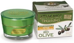 Pharmaid Athenas Treasures Anti rimpel gezichtscrème met 100% organic olive oil 50ml