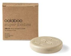 Oolaboo super foodies eco shampoo bar